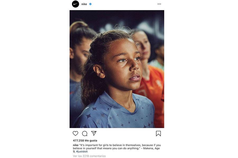 positioning in instagram 2018