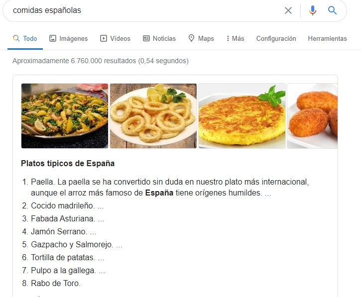 ranking 0 in Google