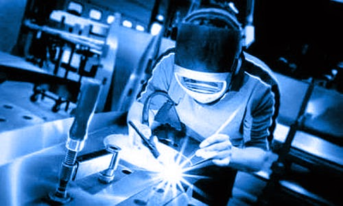 Welding Person