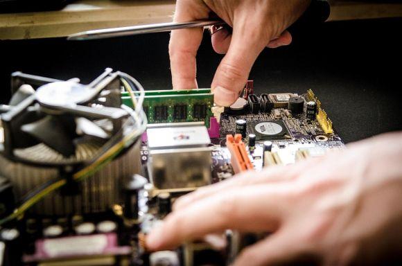 fixing computer