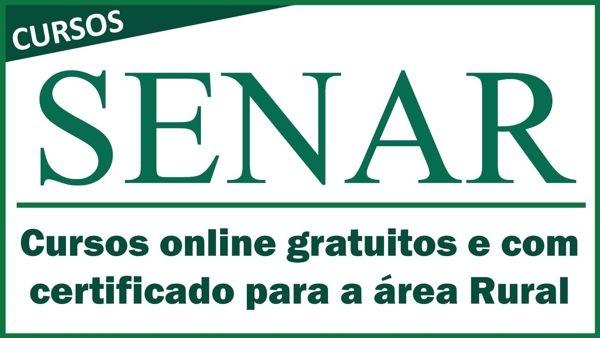 SENAR Free Courses
